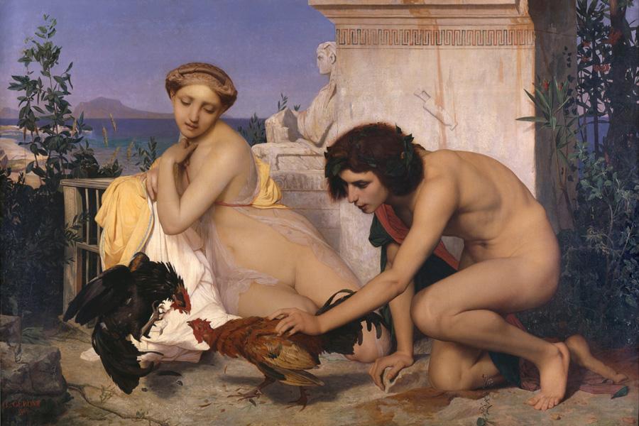 Jean-Léon_Gérôme_-_Young_Greeks_Attending_a_Cock_Fight_-_Google_Art_Project.jpg