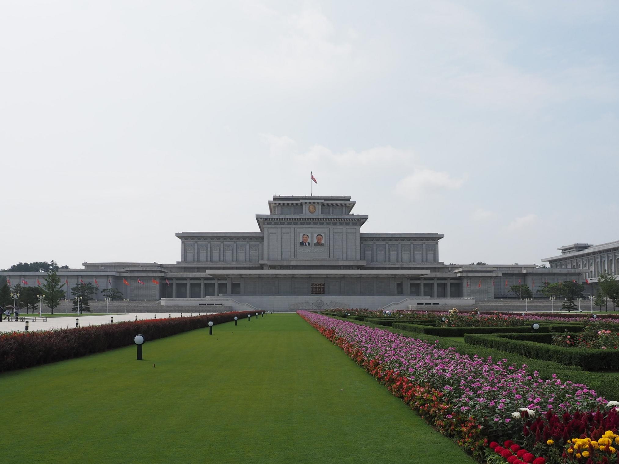 Kunsusung Palace of the Sun