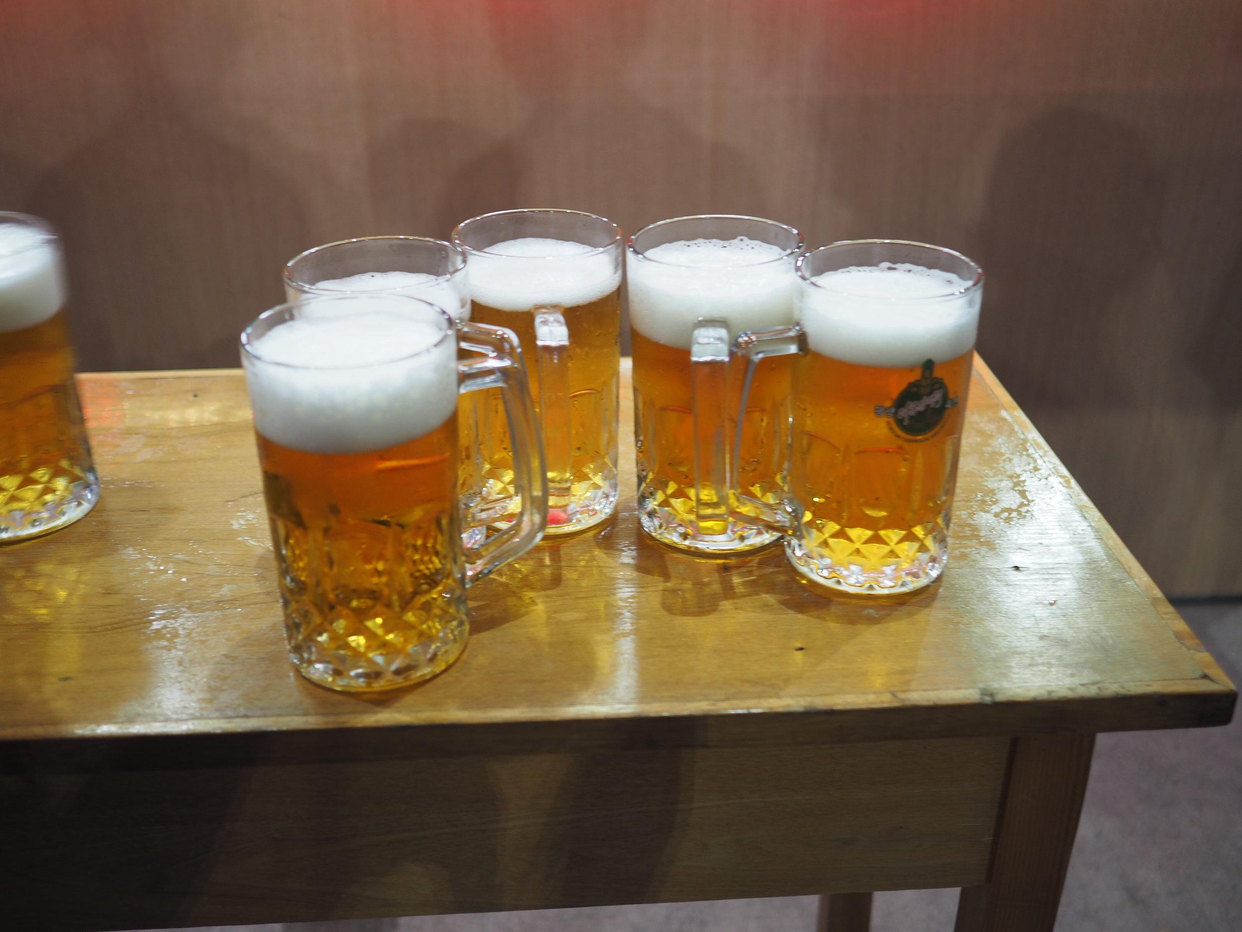 Taedonggang Beer #2