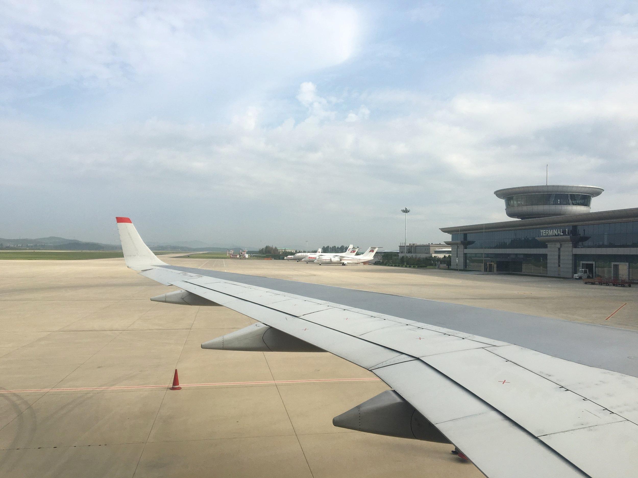 Pyongyang Sunan International Airport