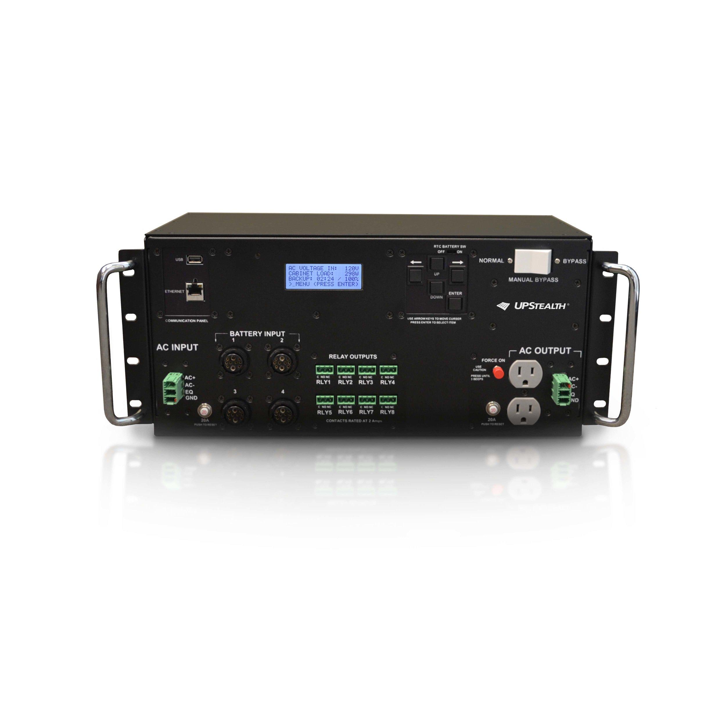 UPStealth NEMA Inverter/Controller