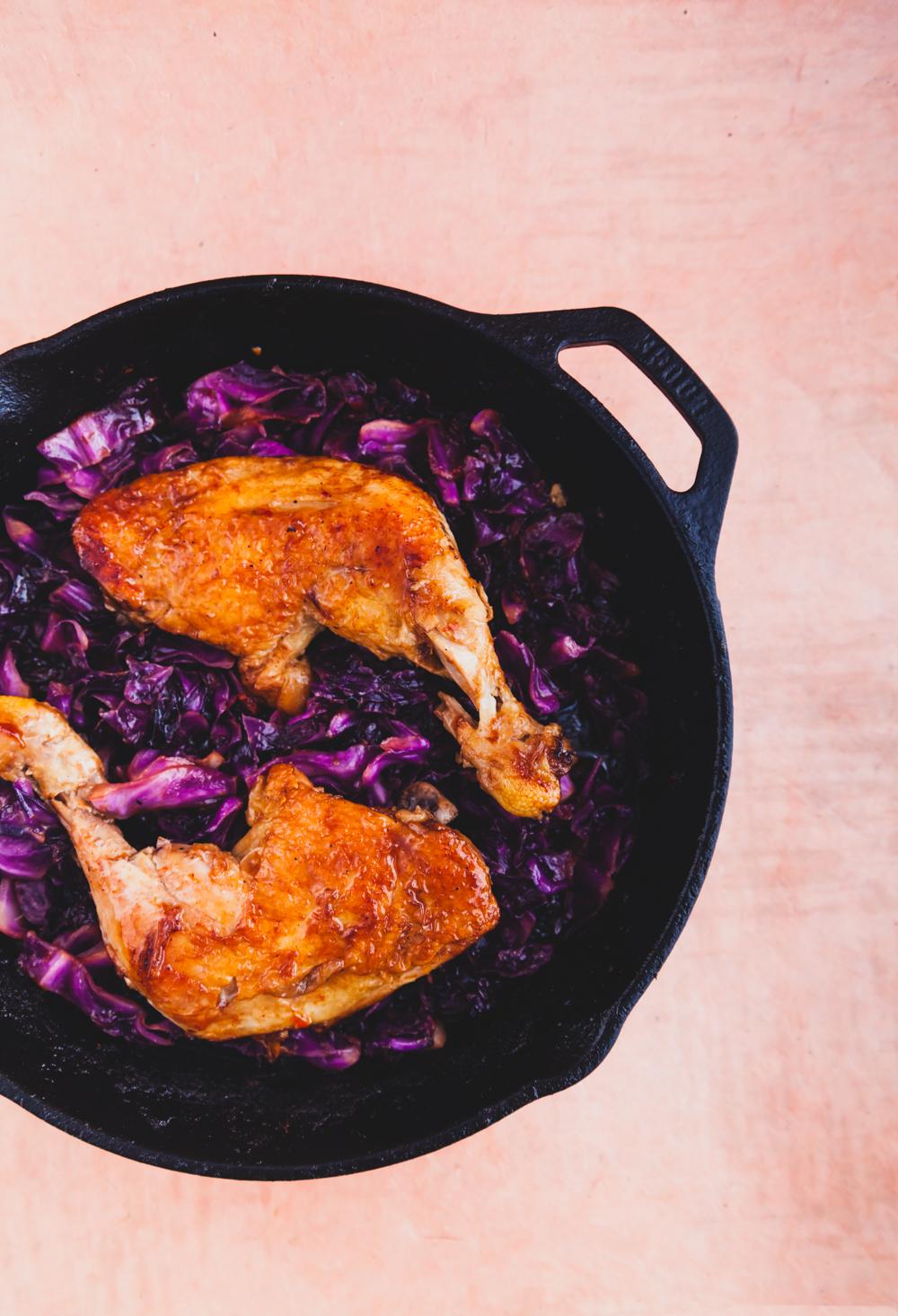 Six Ingredient Chicken