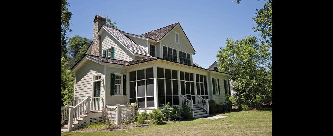 Haward's Creek Cottage, The Greenbrier Sporting Club