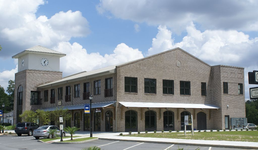 Station Exchange, Richmond Hill, GA