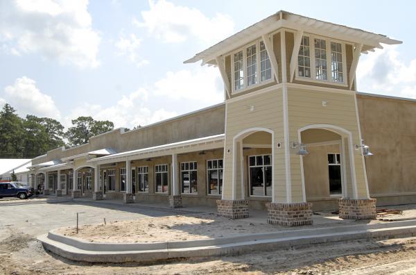 Commercial Retail (Core & Shell), Richmond Hill, GA