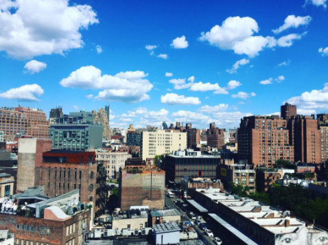#Views from the Whitney Musuem