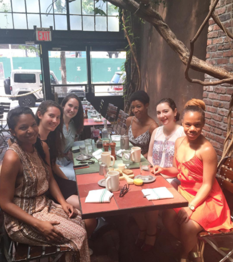 #Squad at my birthday brunch at The Park