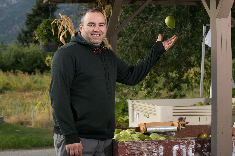Chef Bruno Terroso The Vanilla Pod Restaurant
