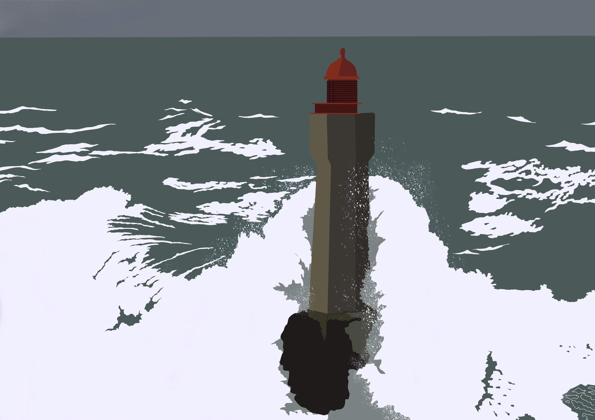 Lighthouse thinking - seeing resilience as standing tall and strong in the face of adversity
