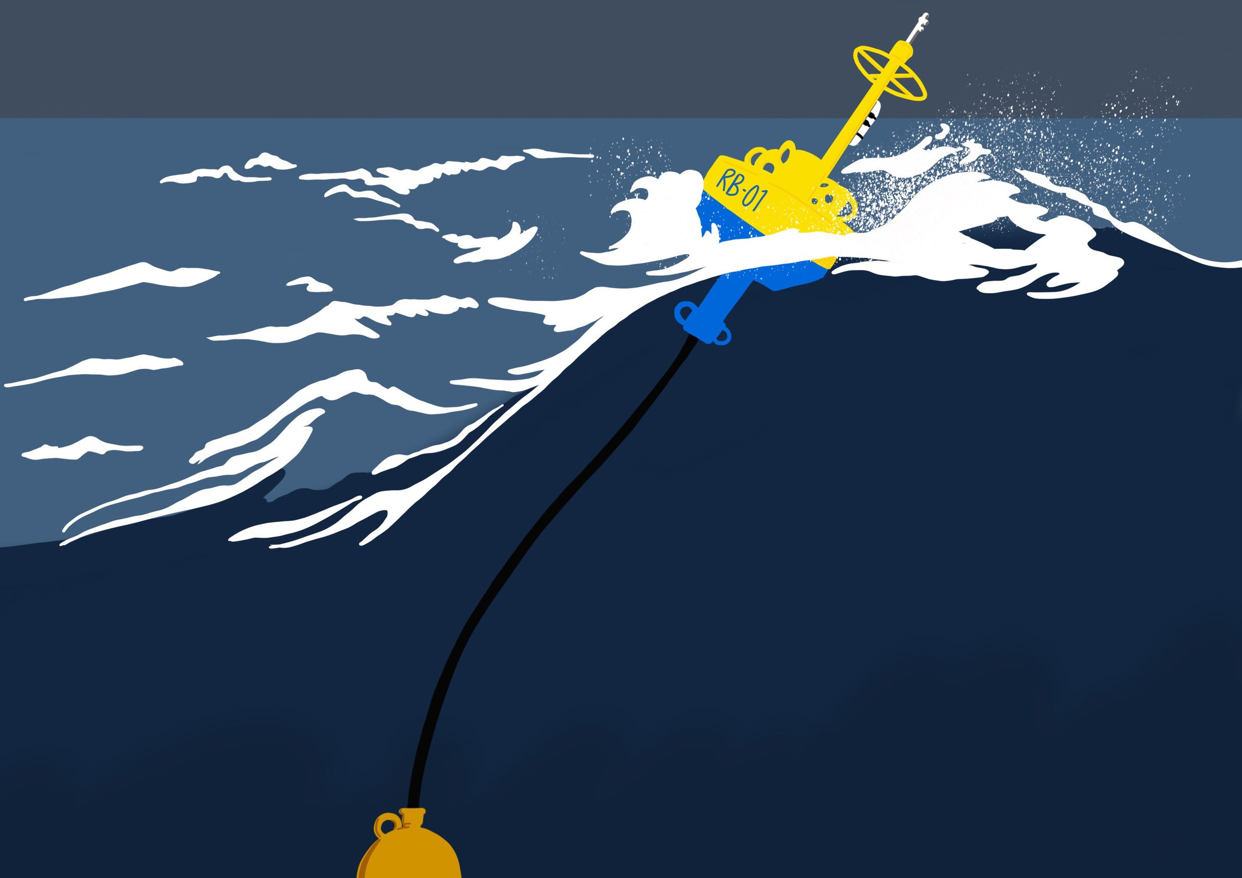 Buoy(ant) wellbeing - moving with, but not getting swept away by, challenges and opportunities