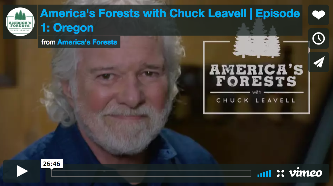 America's Forests with Chuck Leavell | Episode 1, April 04, 2017
