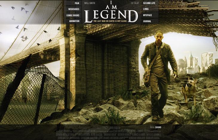 I Am Legend – all Photoshop