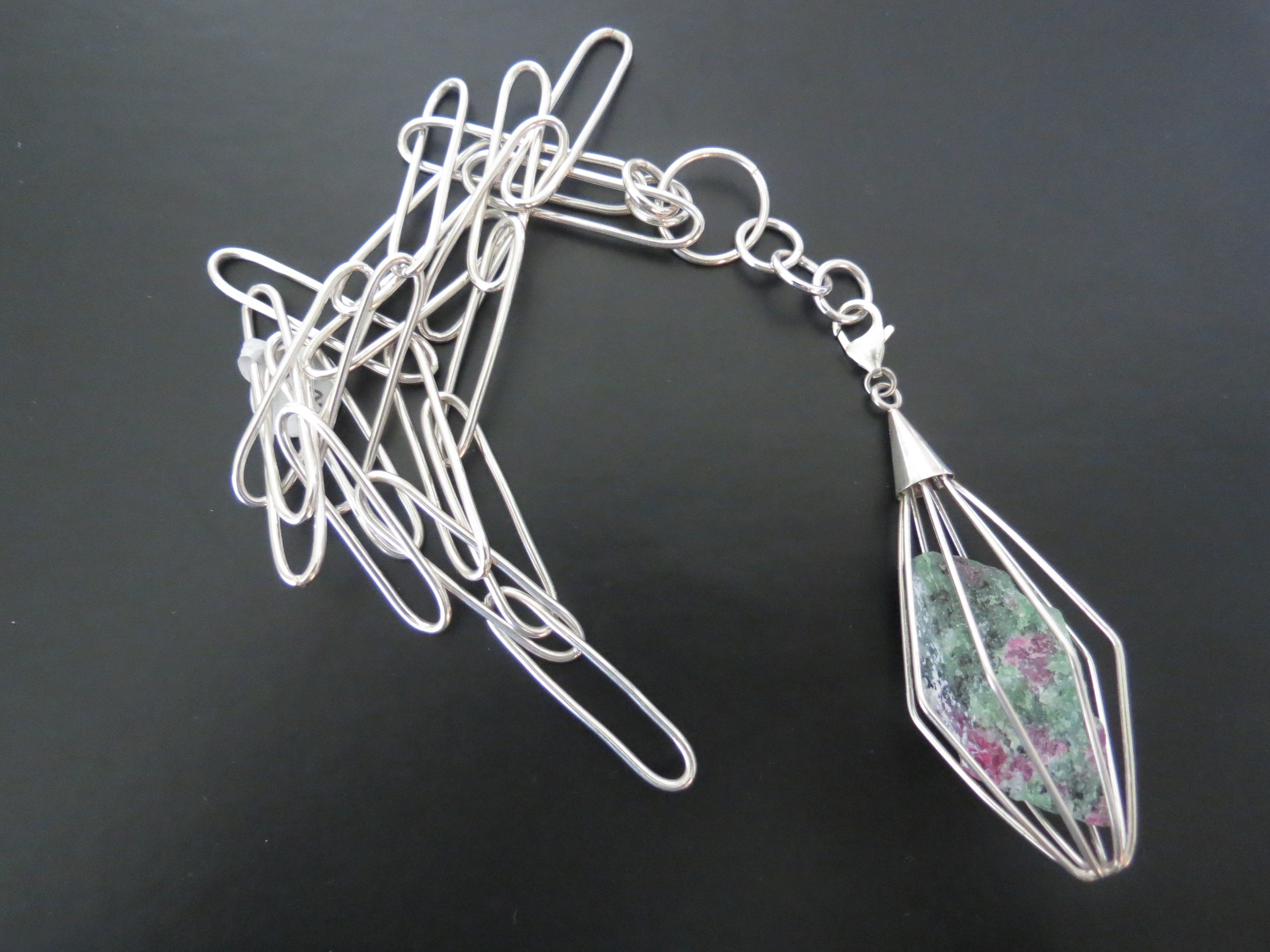 Cage with Ruby Zoisite.JPG
