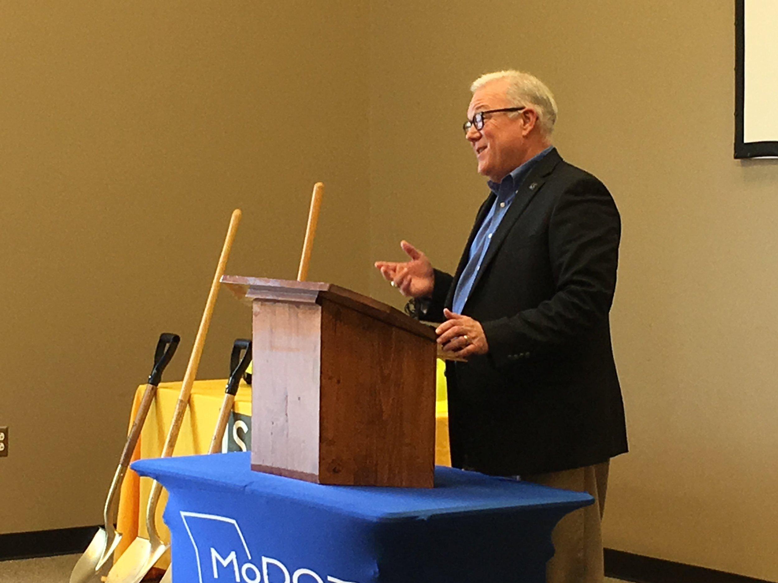 Rick McDowell — President & CEO, LSEDC