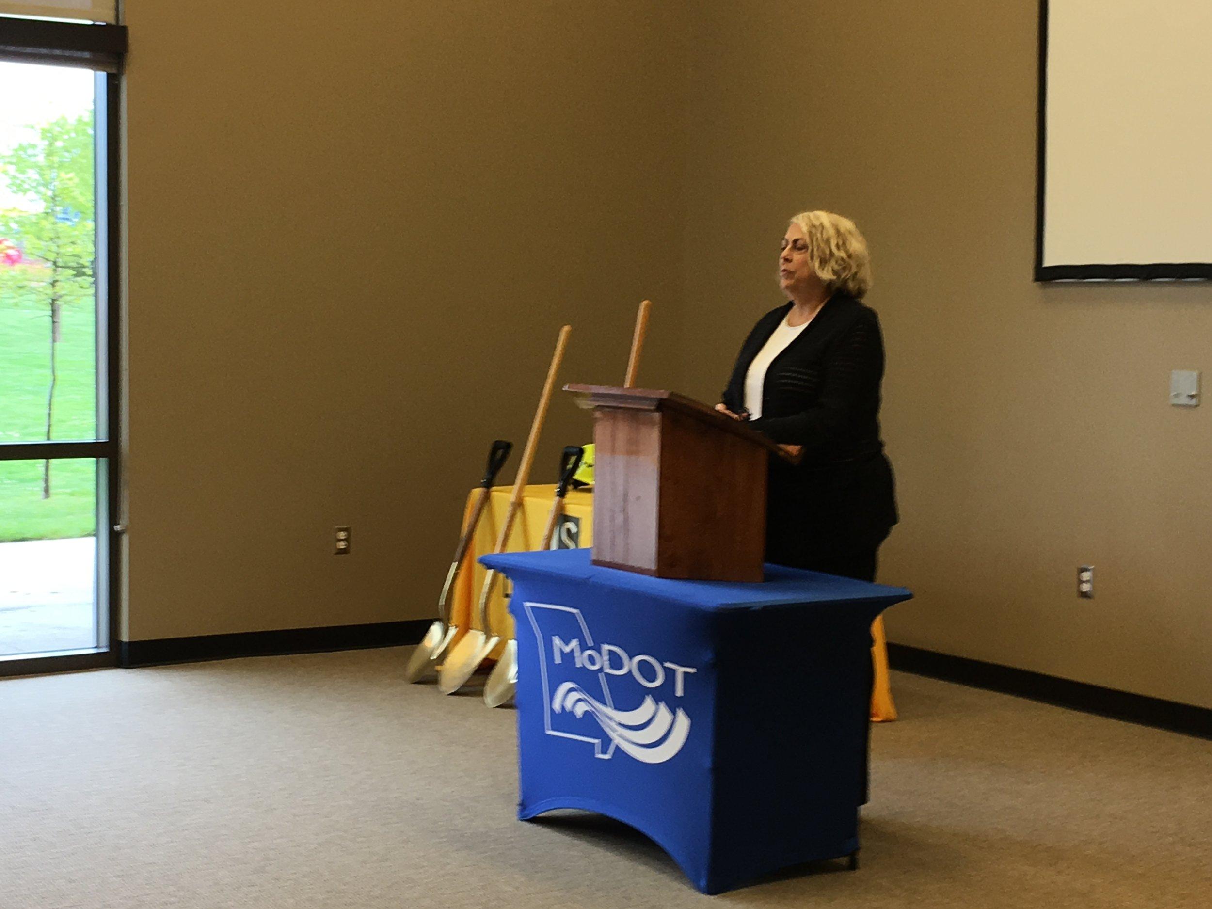 Dena Mezger — City of Lee's Summit Public Works Director
