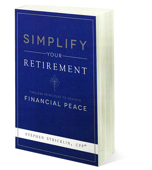 Simplify Your Retirement is now available through Amazon.com. For more information, visit stephenstricklin.com.