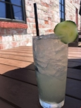 Cucumber Pear Cooler