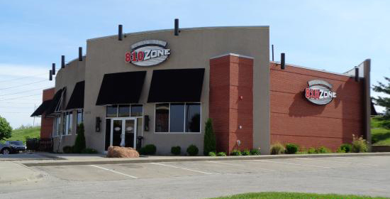 The building was most recently the home to 810 Zone.