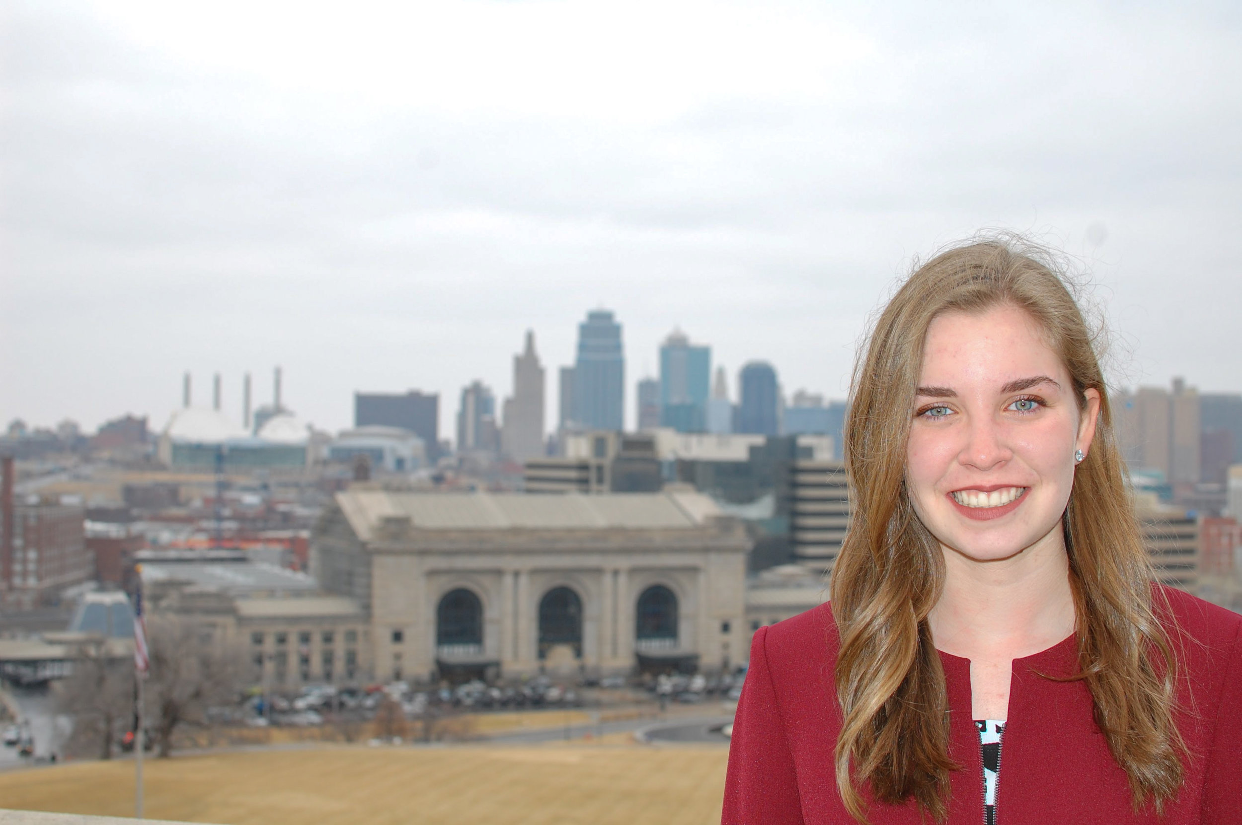 Summit Christian Academy senior Rachel Moore is one of six Missourians to complete the Gold Medal Level for the Congressional Award for Youth Program.  Rachel will be honored by U.S. Congressional members at the gold medal awards ceremony in Washington D.C. this summer.