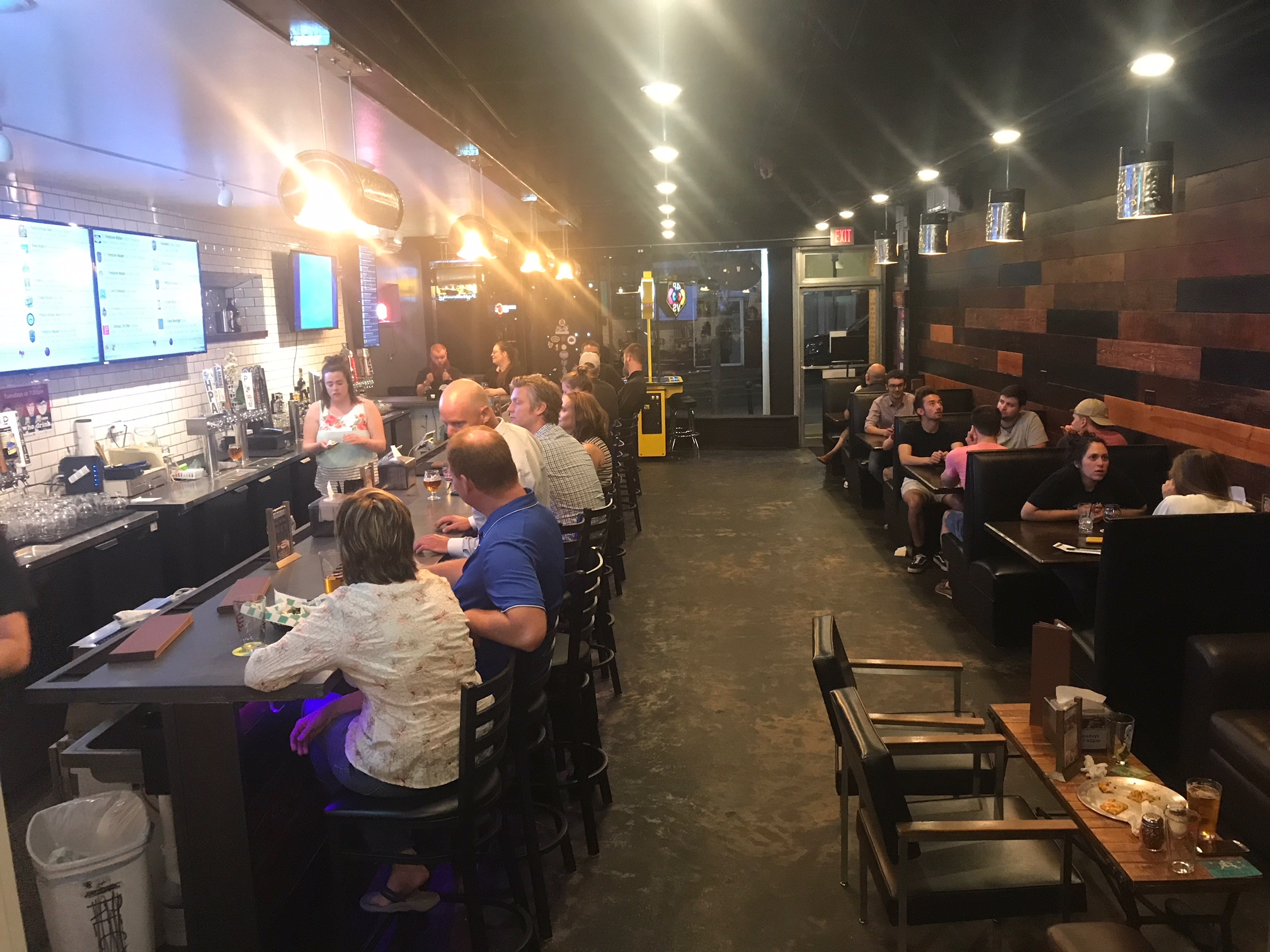Grains & Taps, a downtown Lee's Summit bar featuring craft beer, will soon be offering its own brews as it becomes the district's third micro-brewery.