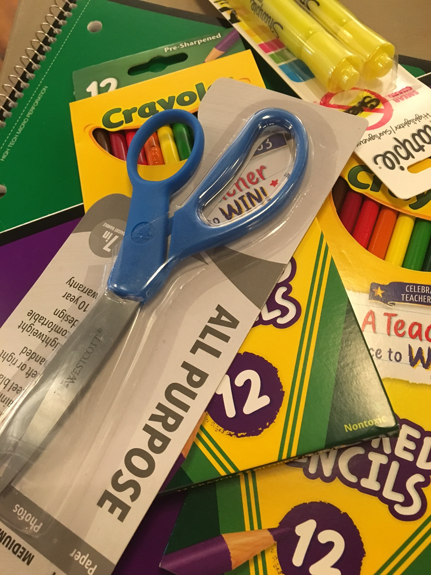Budget Blinds of Lee's Summit, located in downtown Lee's Summit, will be collecting school supplies for Coldwater of Lee's Summit from 5-8 p.m. Friday.