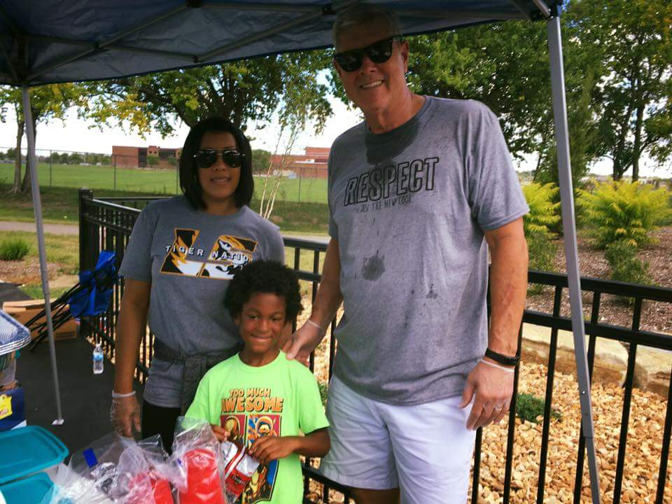 The Sept. 15 Neighborhood Picnic was designed to help build relationships and a sense of community.