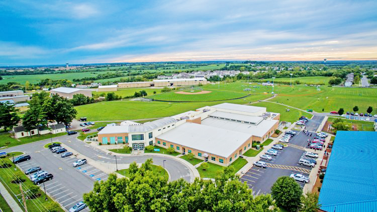 Summit Christian Academy has been ranked fifth in the Kansas City Business Journal's list of Top Area Private Schools. This is SCA's fifth consecutive year to be ranked in the top five.  Photo courtesy Summit Christian Academy.