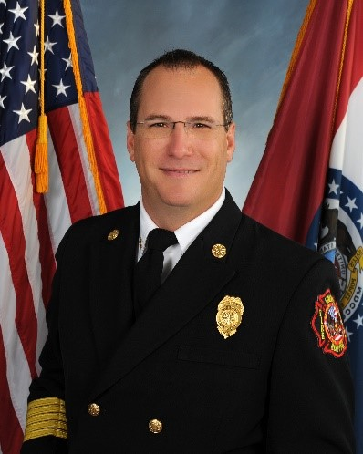 Michael Snider has been tabbed to take over the role of Chief at the Lee's Summit Fire Department beginning August 26. ( Photo courtesy Lee's Summit Fire Department)