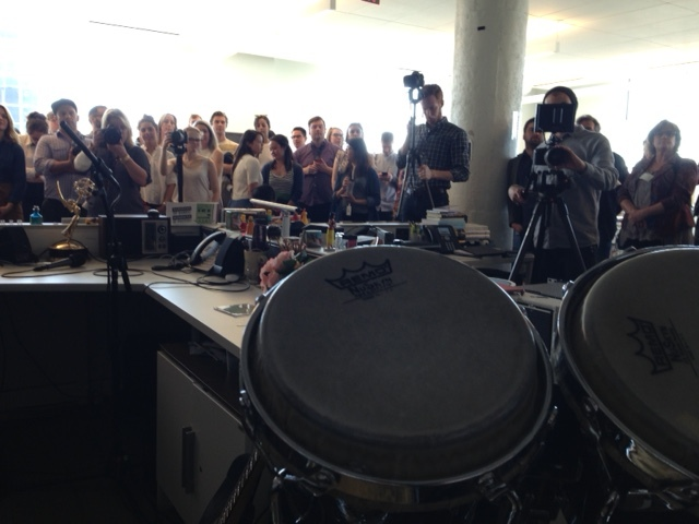 NPR Tiny Desk with Sharon Jones and the Dap Kings
