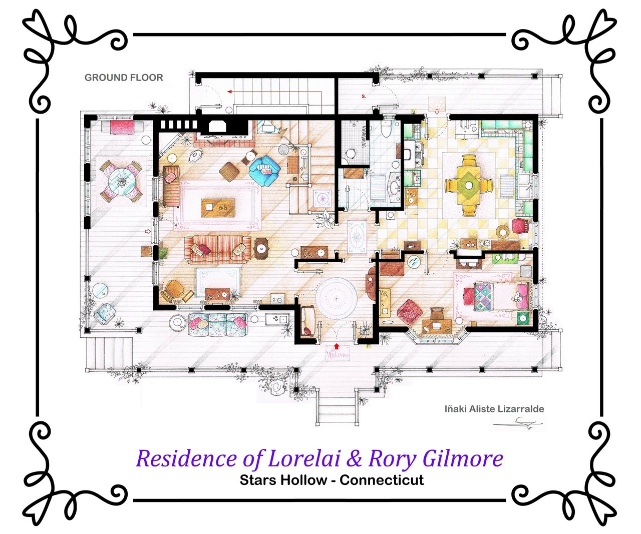 house_of_lorelai_and_rory_gilmore___ground_floor_by_nikneuk-d5to1q3.jpg