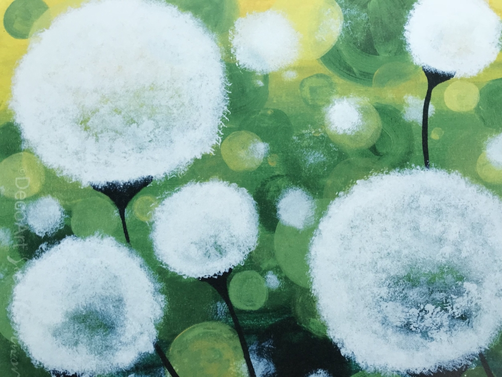 Delicate Dandelions