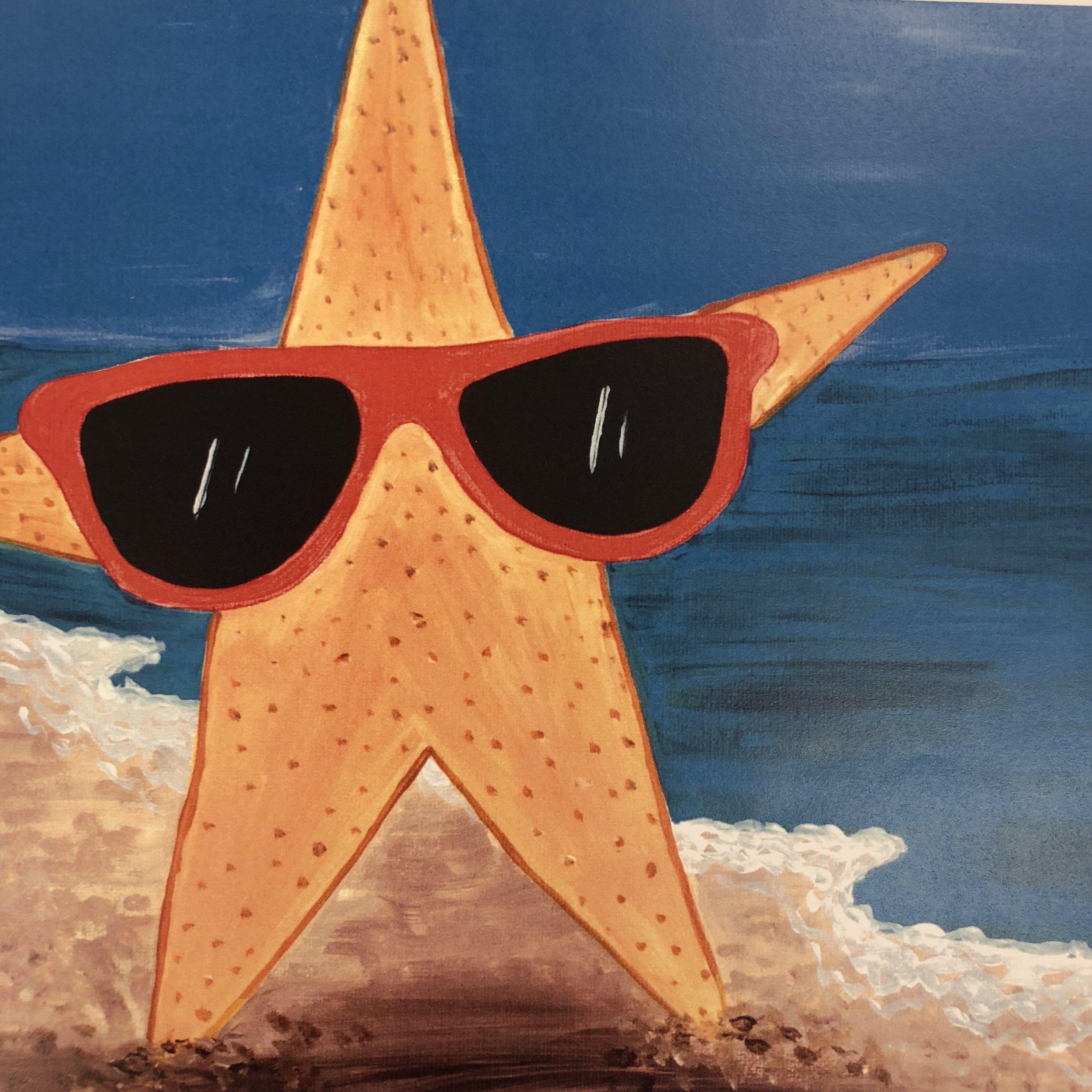 Stylin Starfish
