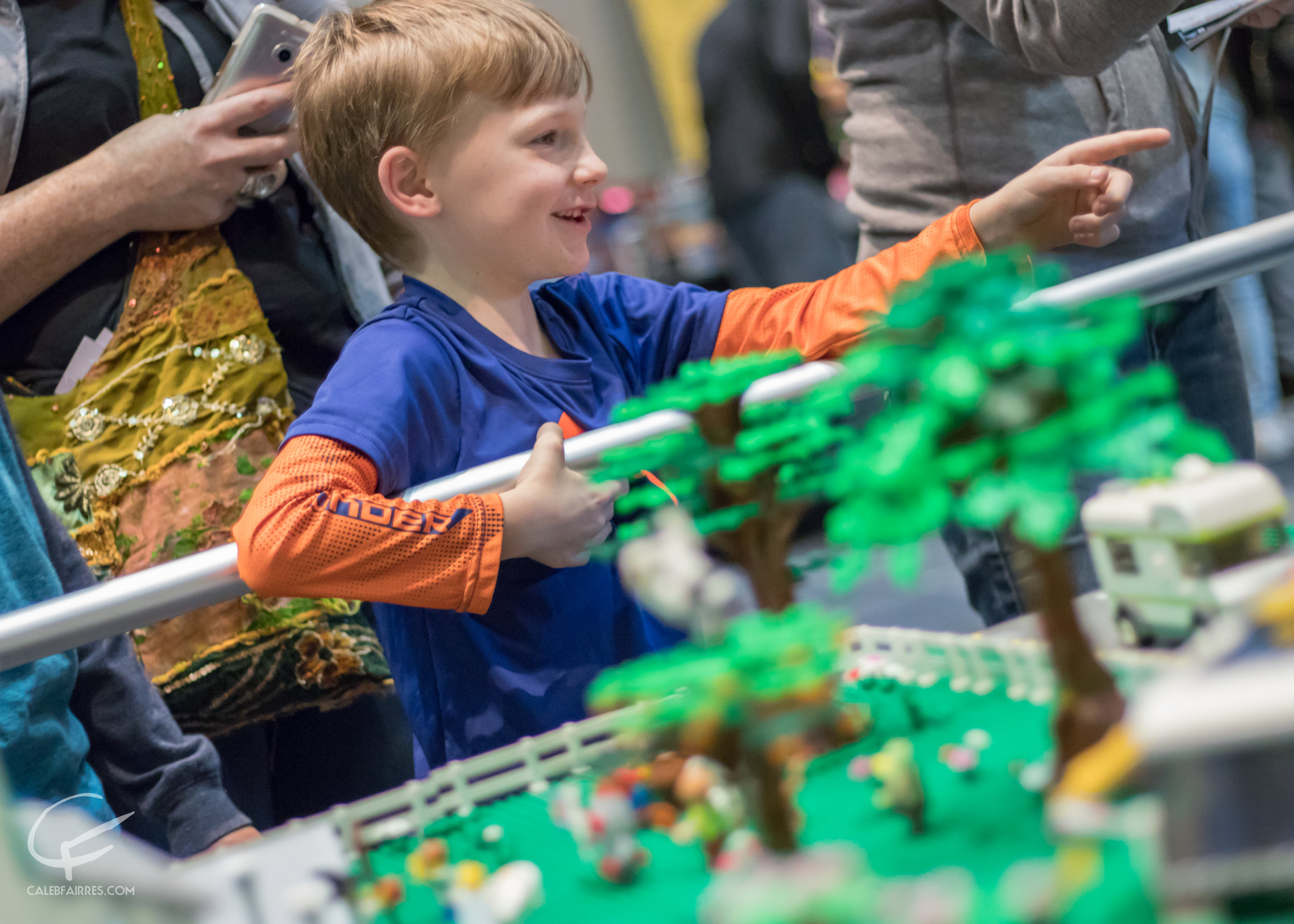 Brickworld Fort Wayne, Grand Wayne Convention Center, 2017
