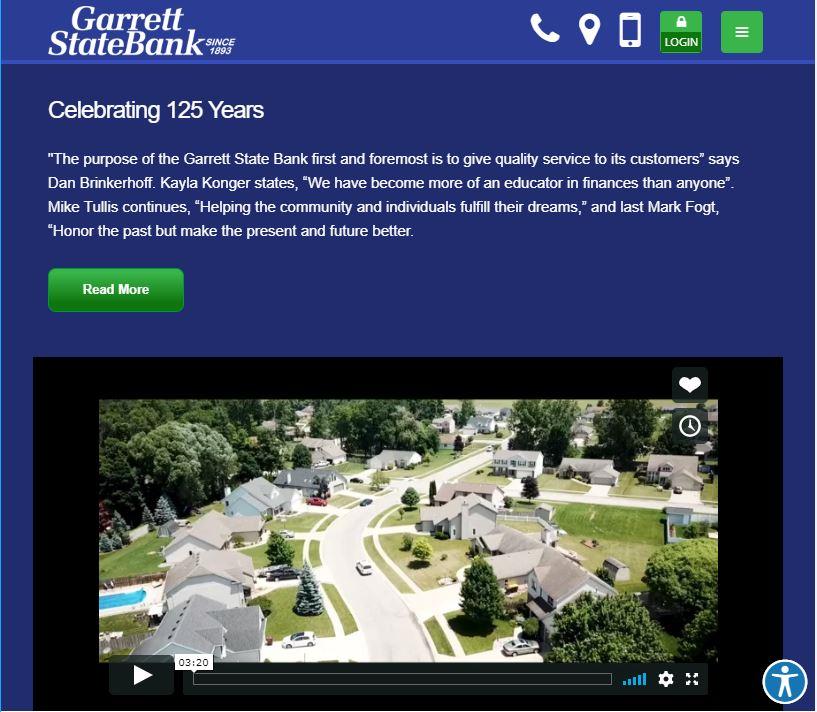 Garrett State Bank Website.JPG
