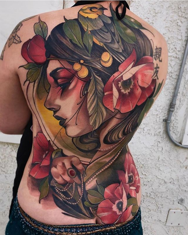 Tattoo by @tishtattoo #danapointtattoo #danapoint #pch #danapointtattoos
