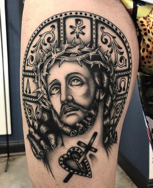 Tattoo by @bradleykinneytattooer #danapointtattoo #danapoint #pch #danapointtattoos #traditionaltattoos