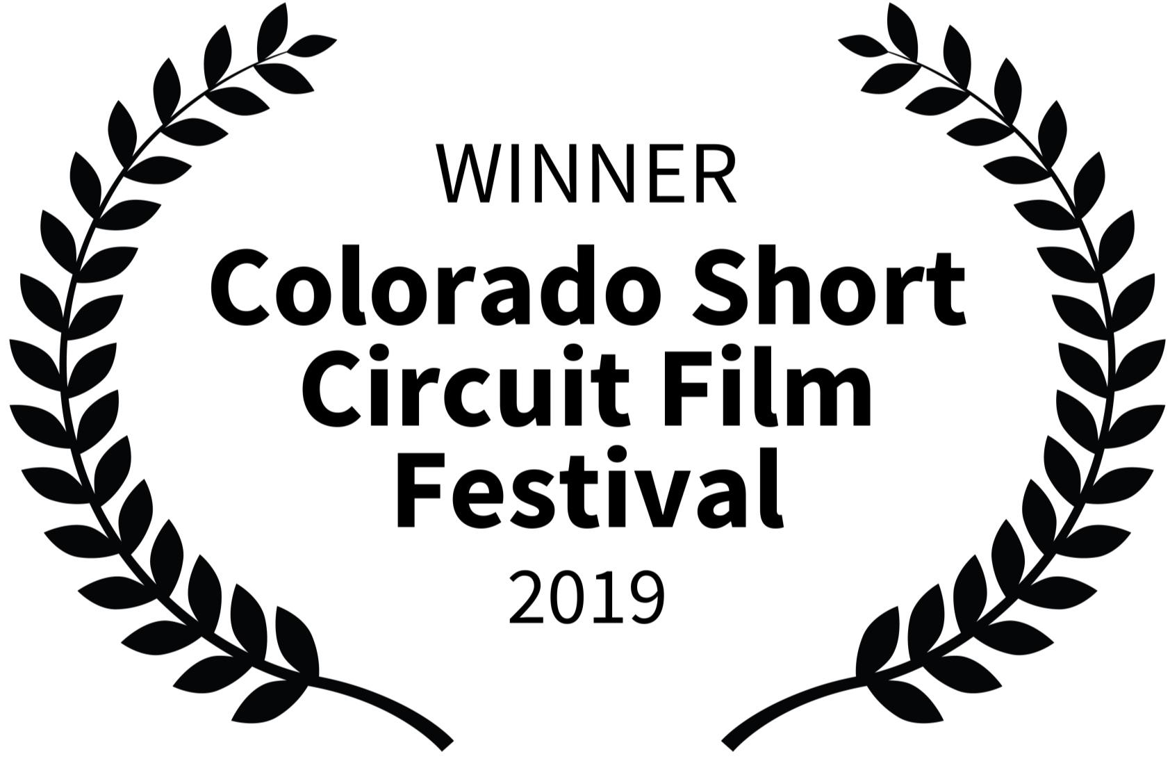 WINNER - Colorado Short Circuit Film Festival - 2019-2.png