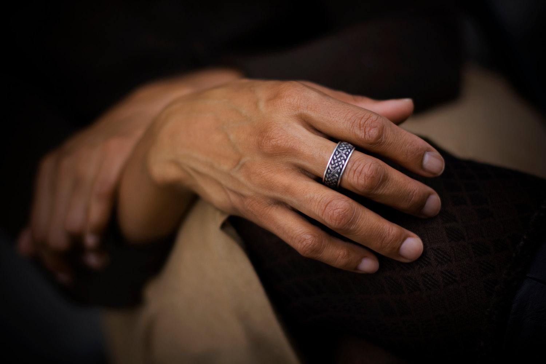 I love this ring. Just woks.