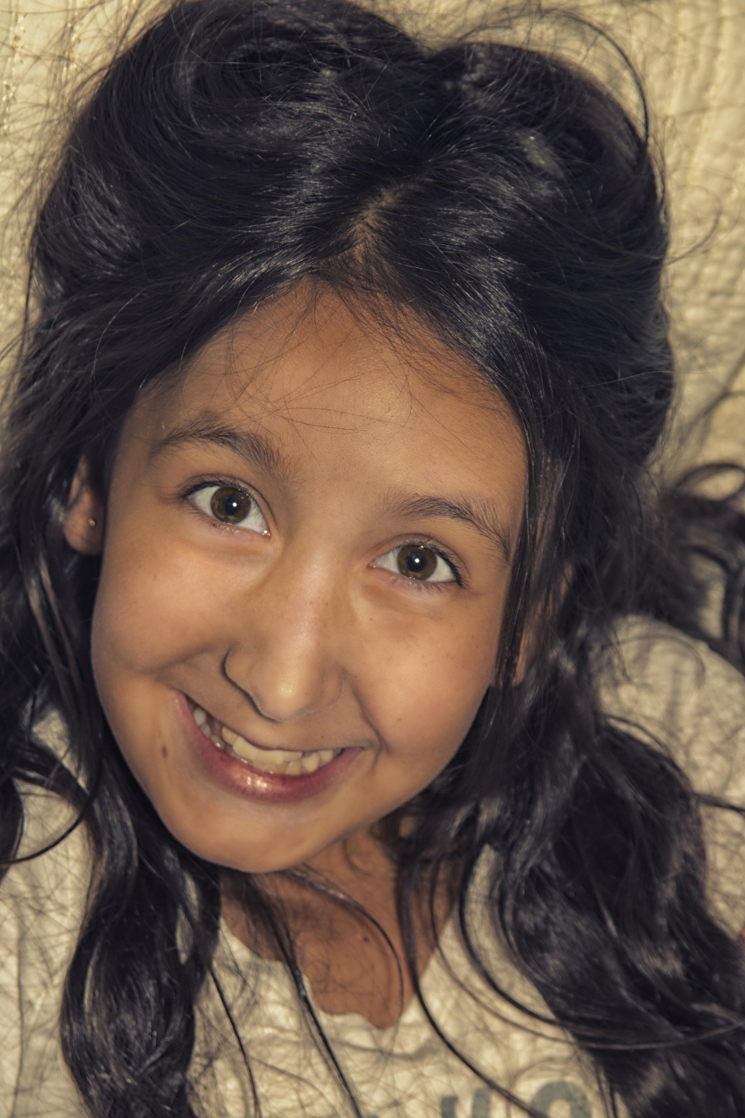 Anja's Smile