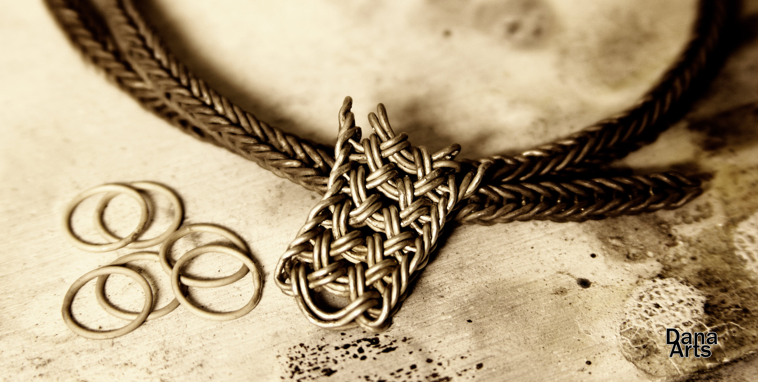 Loop n Loop fine silver
