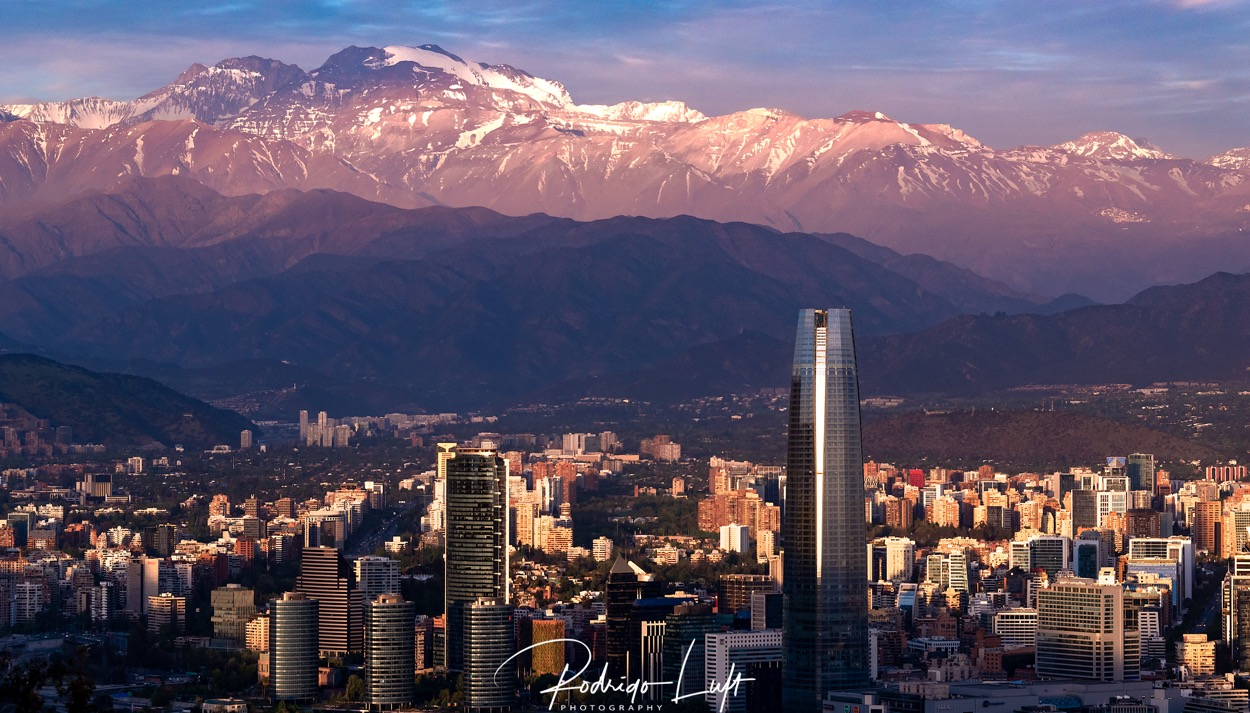 Santiago do Chile I