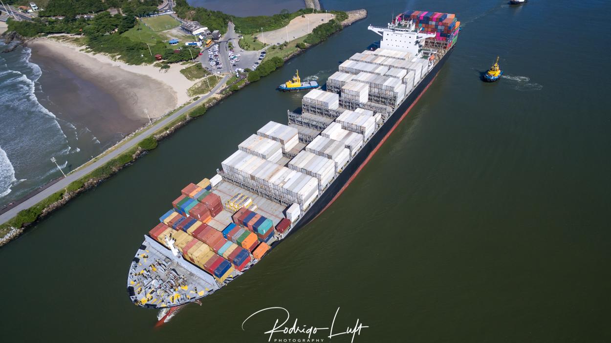 Cargo Ship 5