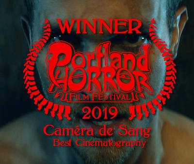 Best Cinematography, 2019 Portland Horror Film Festival