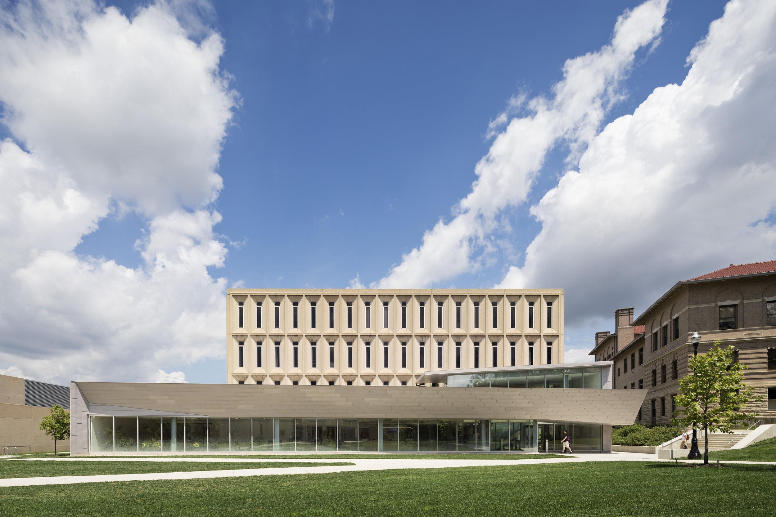 OSU Wilce Student Health Center