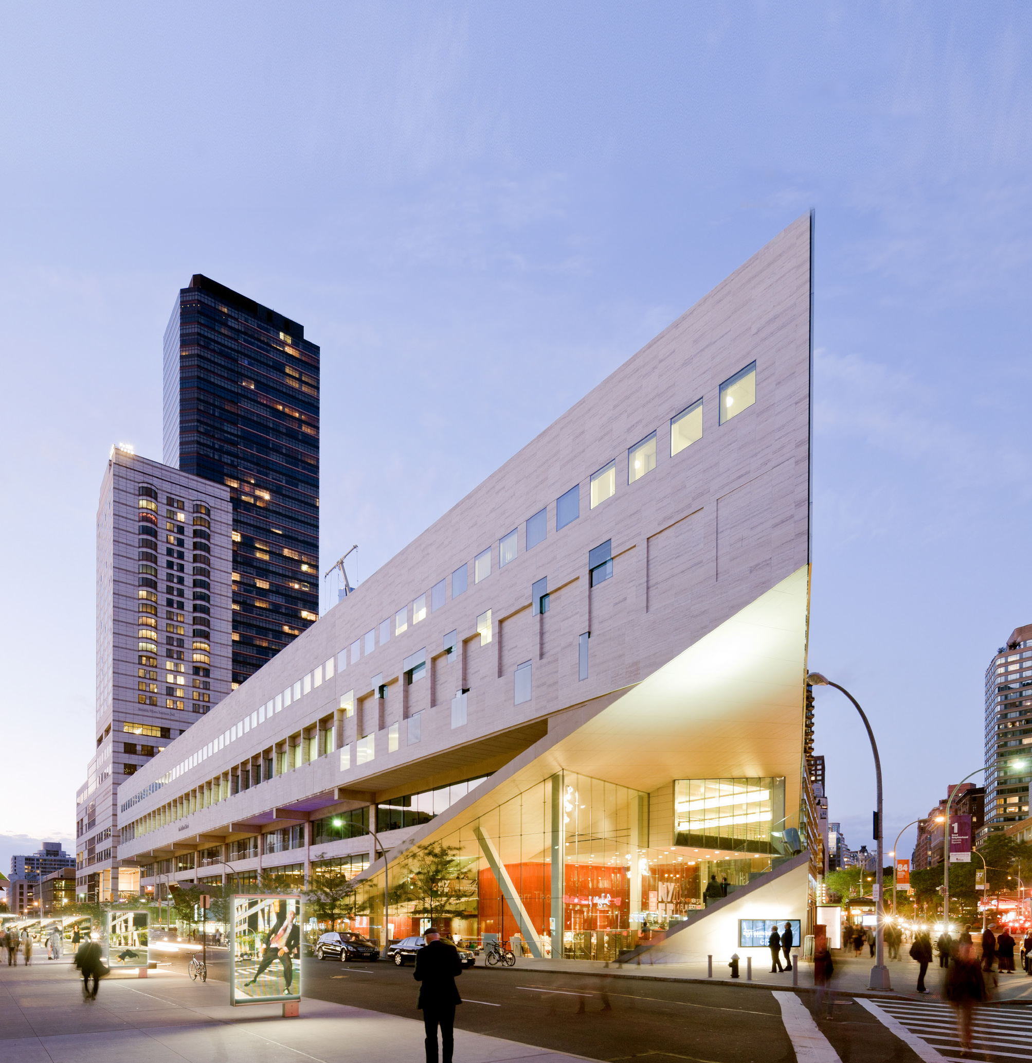 Juilliard School Renovation and Expansion