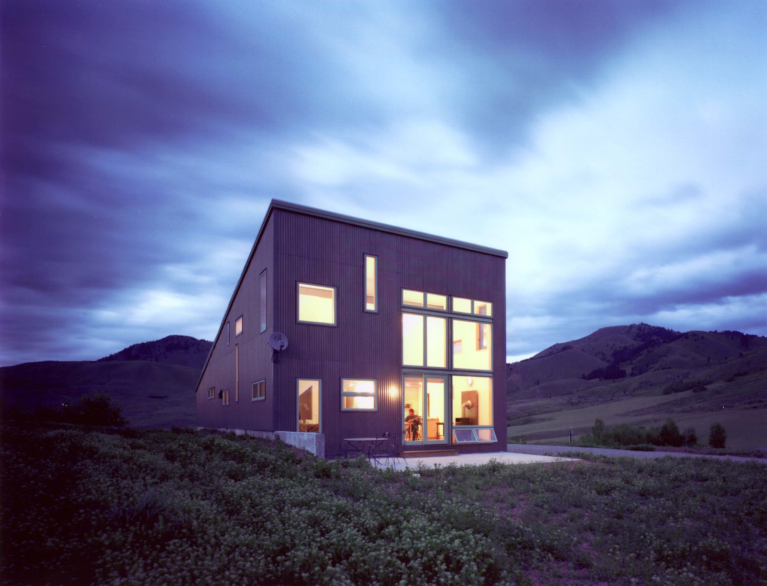 HOUSE IN JACKSON HOLE, WY
