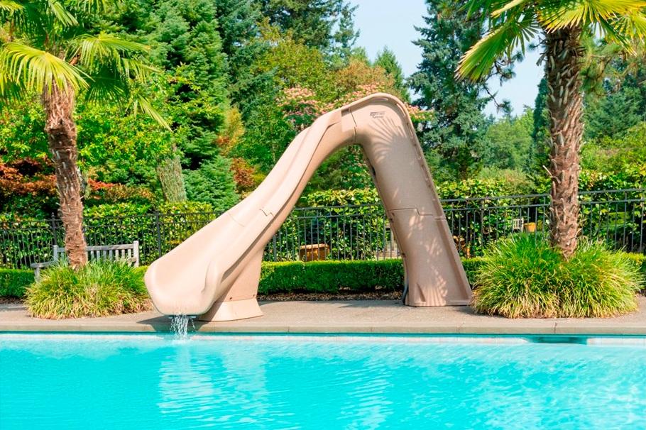 jr smith pool slide