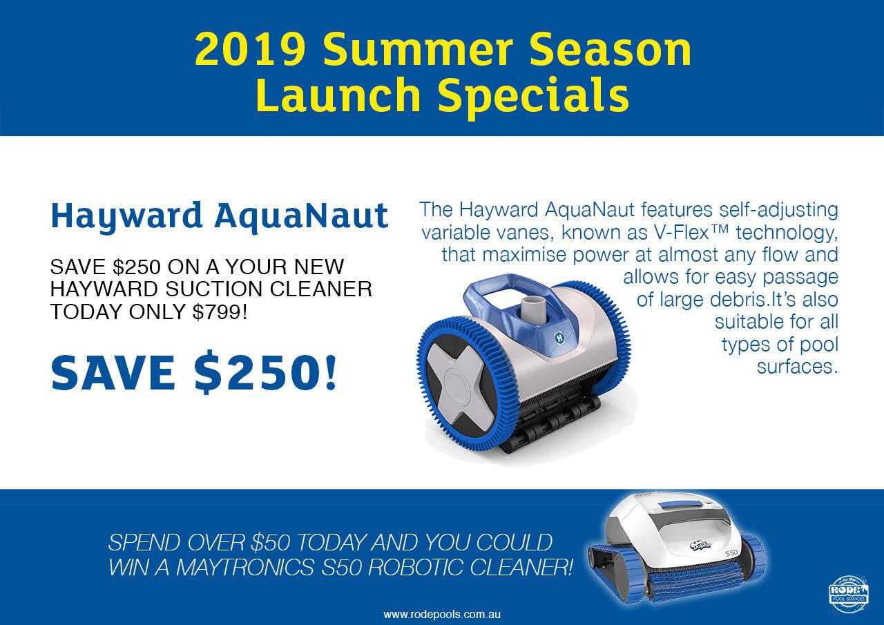 Hayward AquaNaut
