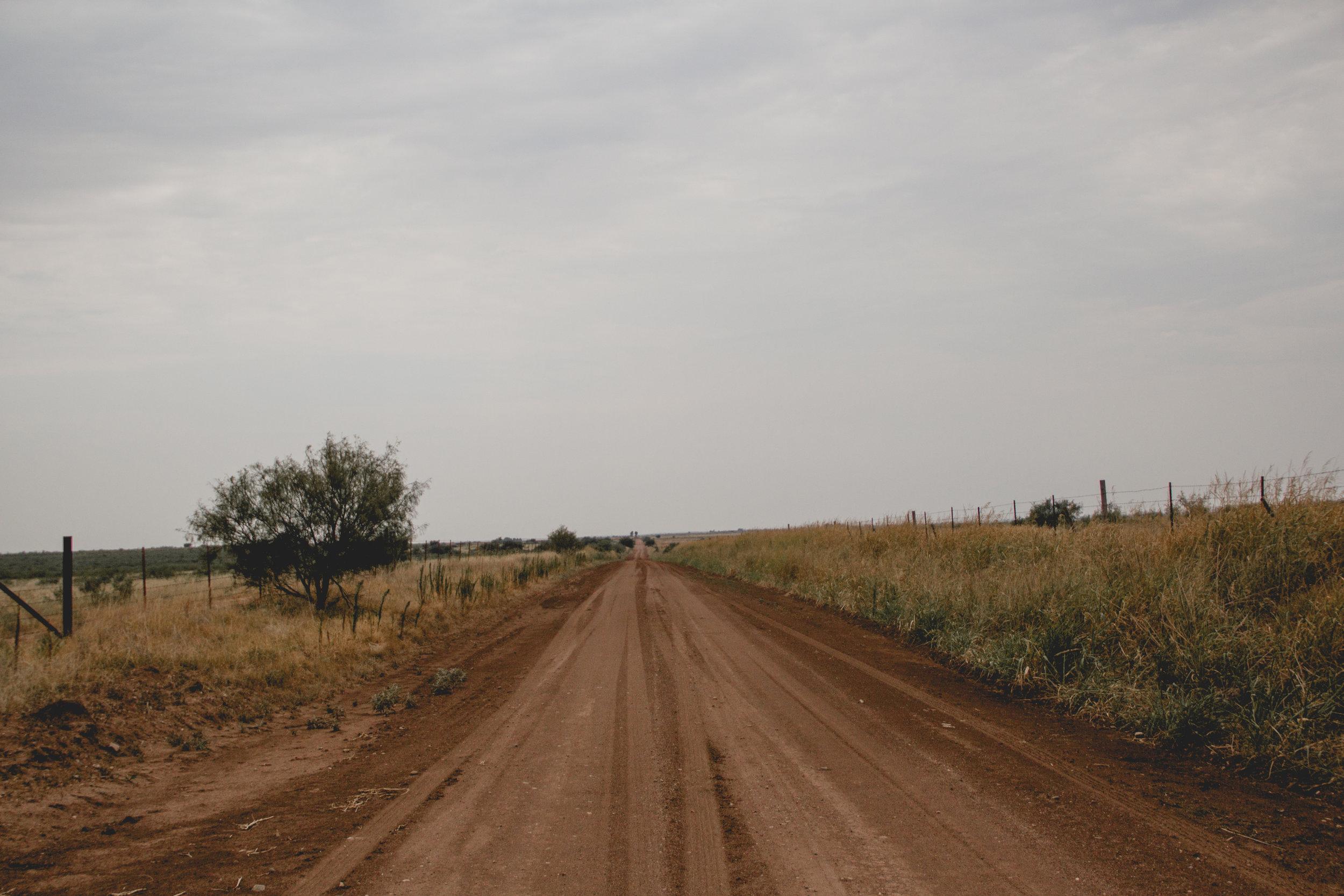 Medicine Mounds, Quanah, Texas, USA