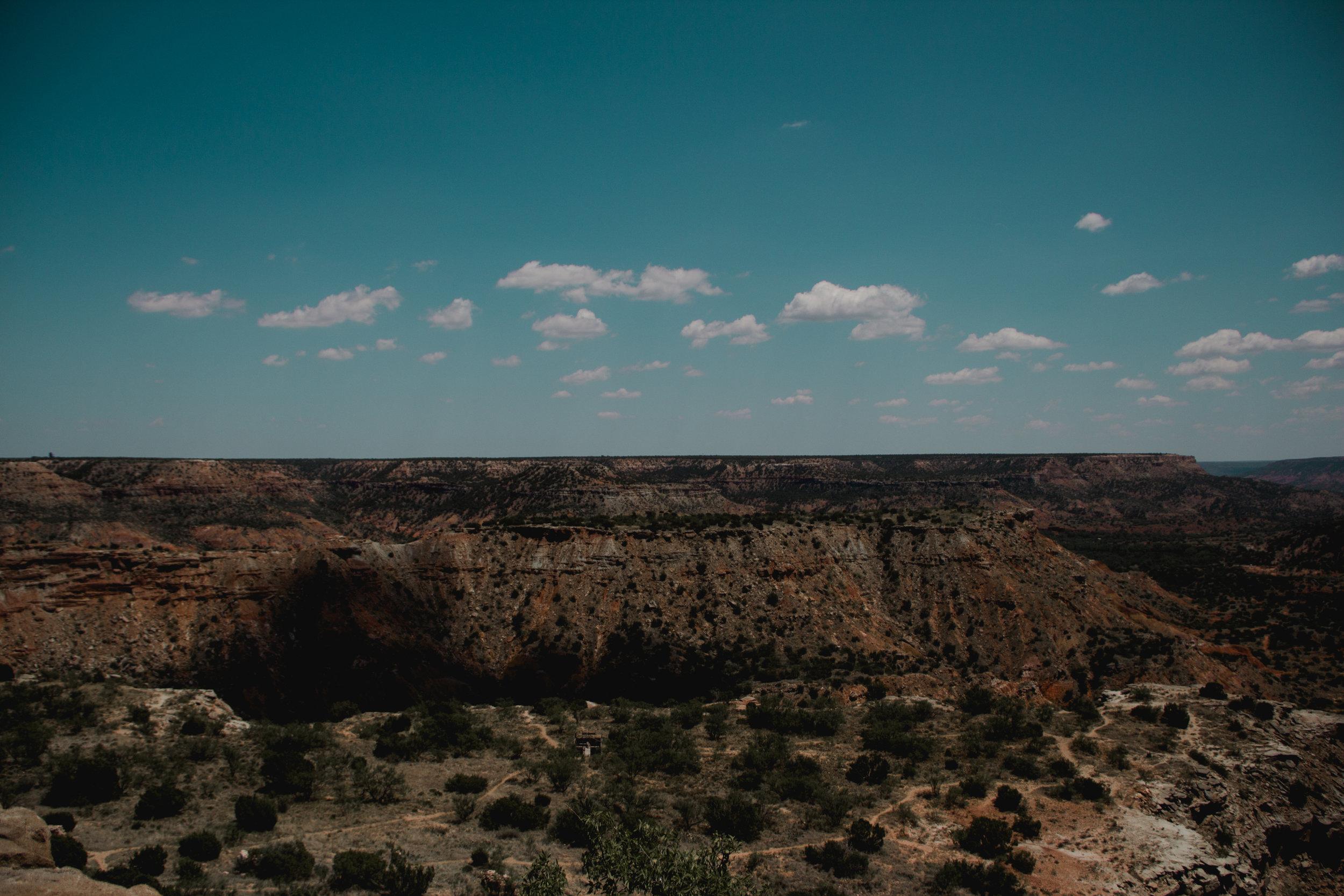 Palo Duro Canyon, Amarillo, Texas, USA